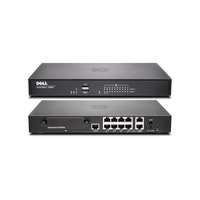 SonicWall TZ600 + Total Secure 1Yr firewall