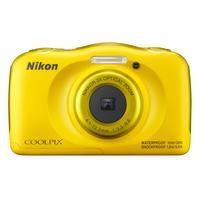 Nikon digitale camera: COOLPIX W100 - Geel
