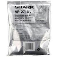 Sharp toner: Developer Black 75000 pages - Zwart