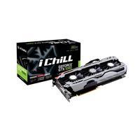 Inno3D videokaart: iChill GeForce GTX 1080 X4 8GB