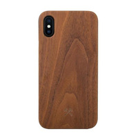 Woodcessories mobile phone case: Classic - Walnoot