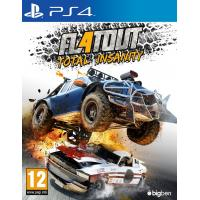 Bigben Interactive game: FlatOut 4: Total Insanity  PS4