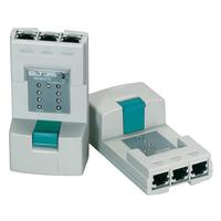 Molex netwerkkabel tester: SLT3S - Grijs