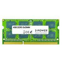 2-Power RAM-geheugen: 4GB MultiSpeed SoDiMM - Groen