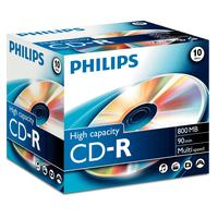 Philips CD: CD-R CR8D8NJ10/00