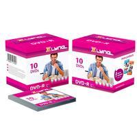 Xlyne DVD: DVD+R 10 Pack
