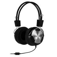 ARCTIC headset: P402 - Zwart, Metallic