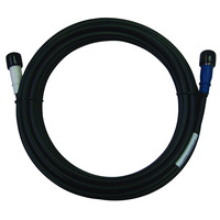 ZyXEL coax kabel: LMR-400 Antenna cable 9 m - Zwart