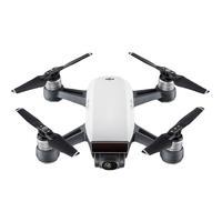 DJI drone: Spark - Zwart, Wit
