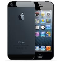 Apple smartphone: iPhone 5 16GB Zwart | Refurbished