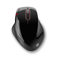 HP computermuis: X7000 Wi-Fi Touch Mouse - Zwart