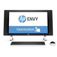 HP all-in-one pc: ENVY 27-p000nd - Zwart, Zilver