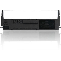 Epson printerlint: SIDM Black Ribbon Cartridge for LQ-50 (C13S015624) - Zwart