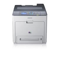 Samsung laserprinter: 9600 x 600 dpi, 600 MHz Dual Core, 384MB, Ethernet 10/100/1000 Base TX, 33 ppm - Zwart, Cyaan, .....
