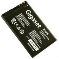 Gigaset batterij: 1000mAh, 3.7V, LiIon - Zwart