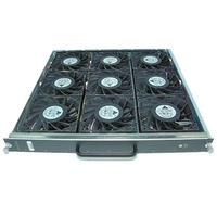 Cisco Catalyst 6509 Enhanced Chassis Fan Tray, Spare cooling accessoire - Zwart, Zilver (Refurbished LG)