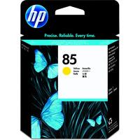 HP printkop: 85 gele DesignJet printkop - Geel