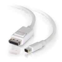 C2G 2m, Mini DisplayPort - DisplayPort - Wit