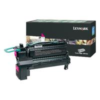 Lexmark cartridge: Magenta Extra High Yield Return Program Print Cartridge