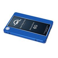 OWC SSD: Mercury Electra 6G - Zwart, Blauw