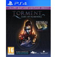 Deep Silver game: Torment: Tides of Numenera (Day One Edition)  PS4