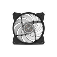 Cooler Master Hardware koeling: MasterFan MF120R RGB - Zwart, Transparant