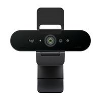 Maximale impact tijdens je online presentatie met de Logitech BRIO-webcams