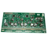 HP printing equipment spare part: Carriage PC board - For the Designjet Z6100 printer series - Multi kleuren