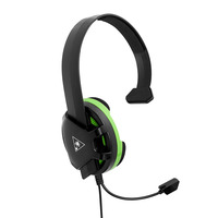 Turtle Beach koptelefoon: Turtle Beach, Recon Chat Headset (Zwart)  Xbox One