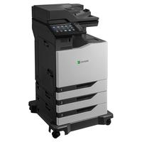 Lexmark multifunctional: CX860dte - Zwart, Cyaan, Magenta, Geel