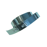 DYMO labelprinter tape: 12mm Non Adhesive Stainless Steel Tape - Roestvrijstaal