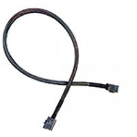 Adaptec kabel: ACK-I-HDmSAS-HDmSAS-1M - Zwart