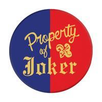 PopSockets Suicide Squad: Property of Joker houder - Multi kleuren