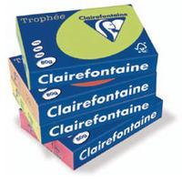 Clairefontaine papier: Trophée A3 - Blauw
