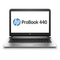 HP laptop: ProBook 440 G3 - Zilver
