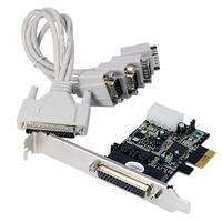 ST Lab interfaceadapter: CP-130 PCIE POS 4S Serial Card