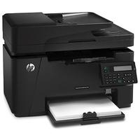 HP multifunctional: LaserJet Pro M127fn MFP - Zwart