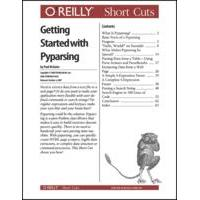 O'Reilly boek: Media Getting Started with Pyparsing - eBook (PDF)