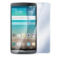 Celly screen protector: Tempered glass screen protector for LG G3 - Transparant