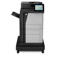 HP multifunctional: LaserJet LaserJet Enterprise MFP M630f - Zwart, Grijs