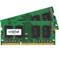 Crucial RAM-geheugen: 8GB Kit (2x4GB) DDR3-1866