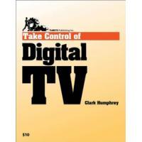 TidBITS Publishing algemene utilitie: TidBITS Publishing, Inc. Take Control of Digital TV - eBook (EPUB)