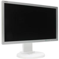 NEC monitor: MultiSync E233WM - Wit