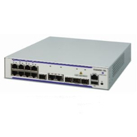 Alcatel-Lucent switch: OS6450-P10 - Grijs
