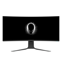 Alienware AW3420DW Monitor - Zwart,Wit