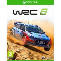 Bigben Interactive WRC 6 Xbox One (XB1WRC6FRNL)