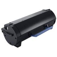 DELL toner: B2360d&dn/B3460dn/B3465dnf - hoge capaciteit toner - Zwart