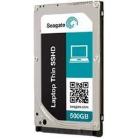 Seagate interne harde schijf: Laptop SSHD 500GB SATA3