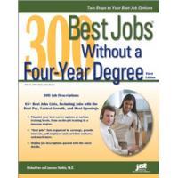 JIST Publishing 300 Best Jobs Without a Four-Year Degree - eBook (EPUB) algemene utilitie