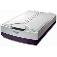Microtek ScanMaker 9800XL Plus Silver Scanner - Zwart,Grijs